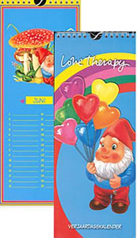 80-151X Verjaardagskalender Love therapie