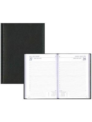 Bureau agenda Leader Luma A5 (zwart) 80-662